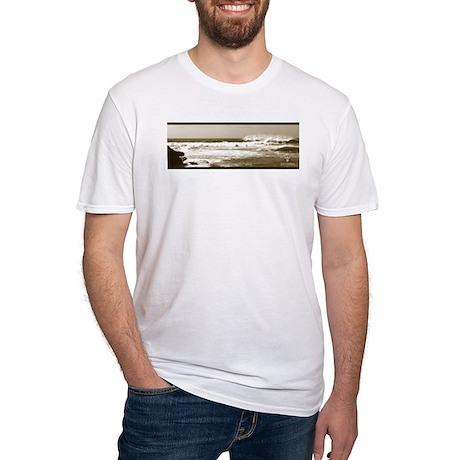 "SURFING ""GATORS"" -Custom Fitted T-Shirt"