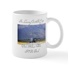 On A C-130 Mug