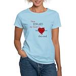 My heart is bleeding love Women's Light T-Shirt