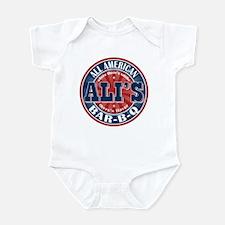 Ali's All American BBQ Infant Bodysuit