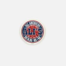 Ali's All American BBQ Mini Button (100 pack)
