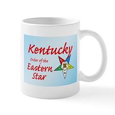 Kentucky Eastern Star Mug
