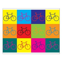 Bicycling Pop Art Posters