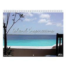Island Inspirations Wall Calendar