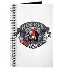 Hockey My Sport Journal