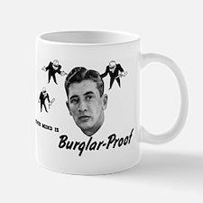 BURGLAR-PROOF MIND Mug