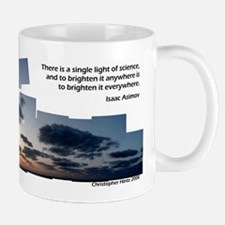 Inspirational Java Mug - Asimov Single Light