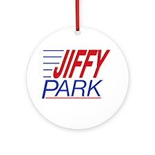 JIFFY PARK Ornament (Round)