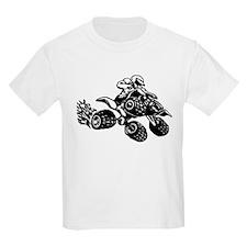 ATV QUAD JUMP T-Shirt