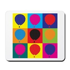 Ballooning Pop Art Mousepad