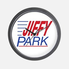 JIFFY PARK Wall Clock