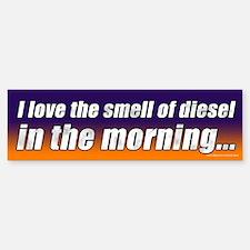 Diesel In The Morning (sticker)