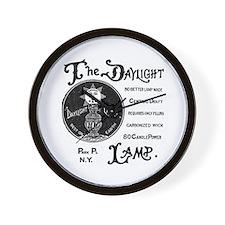 DAYLIGHT LAMP Wall Clock