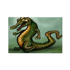 Fl gators Rectangle Magnet