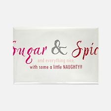 Sugar & Spice Rectangle Magnet