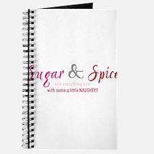 Sugar & Spice Journal