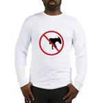 No Half-Assed Long Sleeve T-Shirt