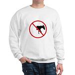 No Half-Assed Sweatshirt