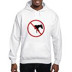 No Half-Assed Hooded Sweatshirt