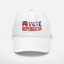 Vote Republican! Baseball Baseball Cap