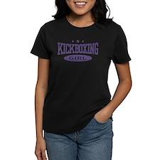 Kickboxing Girl Tee