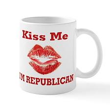 Kiss Me...Republican Mug