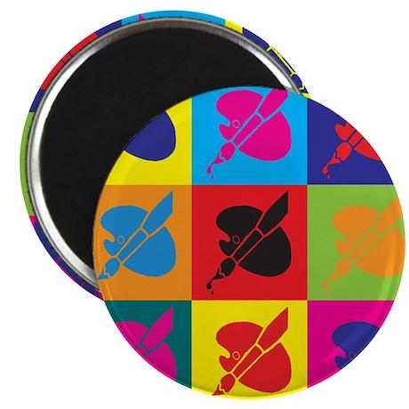 Art Pop Art Magnet