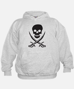 Skull & Swords Hoody