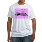Trailer Chic Fitted T-Shirt