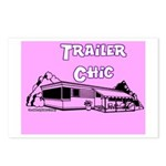 Trailer Chic Postcards (Package of 8)