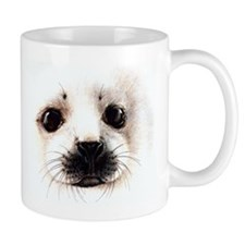 Baby Seal Small Mug
