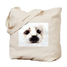 Baby Seal Tote Bag