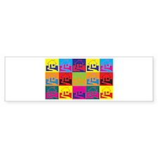 Appraisals Pop Art Bumper Sticker (50 pk)
