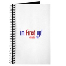 i'm fired up! Journal