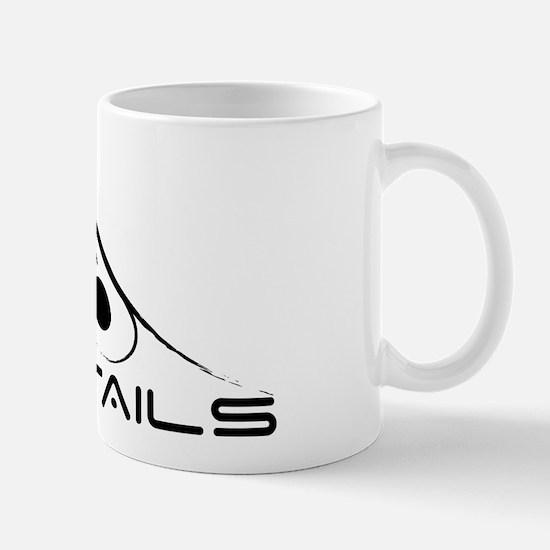 redtail logo Mugs