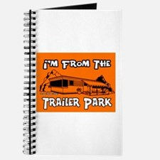I'm From The Trailer Park Journal