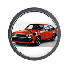 AMC AMX Wall Clock
