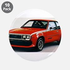 """AMC AMX 3.5"""" Button (10 pack)"""