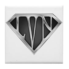 SuperLVN(metal) Tile Coaster