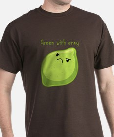 """""""Green with envy"""" T-Shirt"""