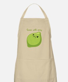 """""""Green with envy"""" BBQ Apron"""