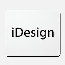 iDesign Interior Design Mousepad