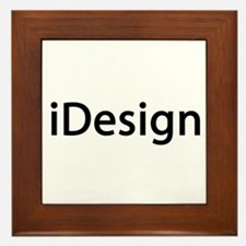 iDesign Interior Design Framed Tile