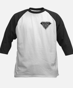 SuperNurse(metal) Kids Baseball Jersey
