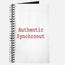 Cute Authentic synchronut Journal