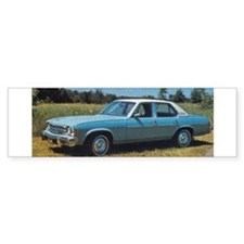 '74 Apollo Bumper Bumper Sticker