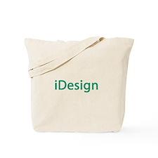 iDesign, Teal Interior Design Tote Bag