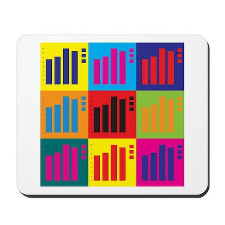 Actuarials Pop Art Mousepad