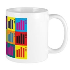 Actuarials Pop Art Mug