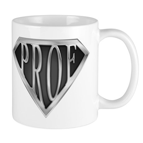 SuperProf(metal) Mug